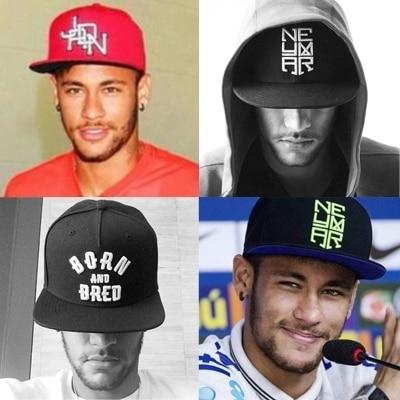 ... get neymar nuevo deporte snapback caps moda jordan bordado on de lado  brasil gorra de béisbol c3babcaac02