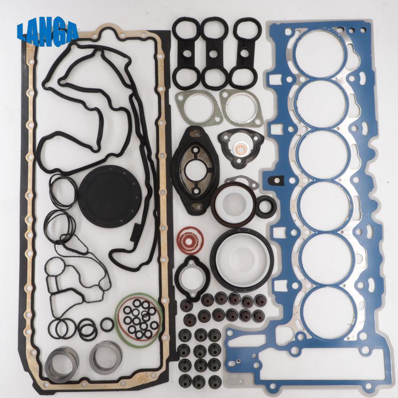 Repair kit Engine Cylinder Head Gasket Set Gasket Kit for BMW N52 OEM: 02 37159 01 11127571963