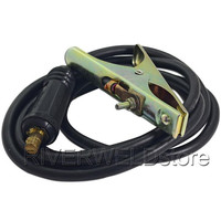 300Amp Earth Clamp CK50 3M 25mm2 Wire Welding MMA ARC