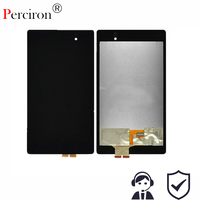 Original 7'' inch For Nexus 7 2nd Gen 2013 LCD Display Touch Screen Digitizer Assembly for ASUS Google Nexus 7 2nd free shipping