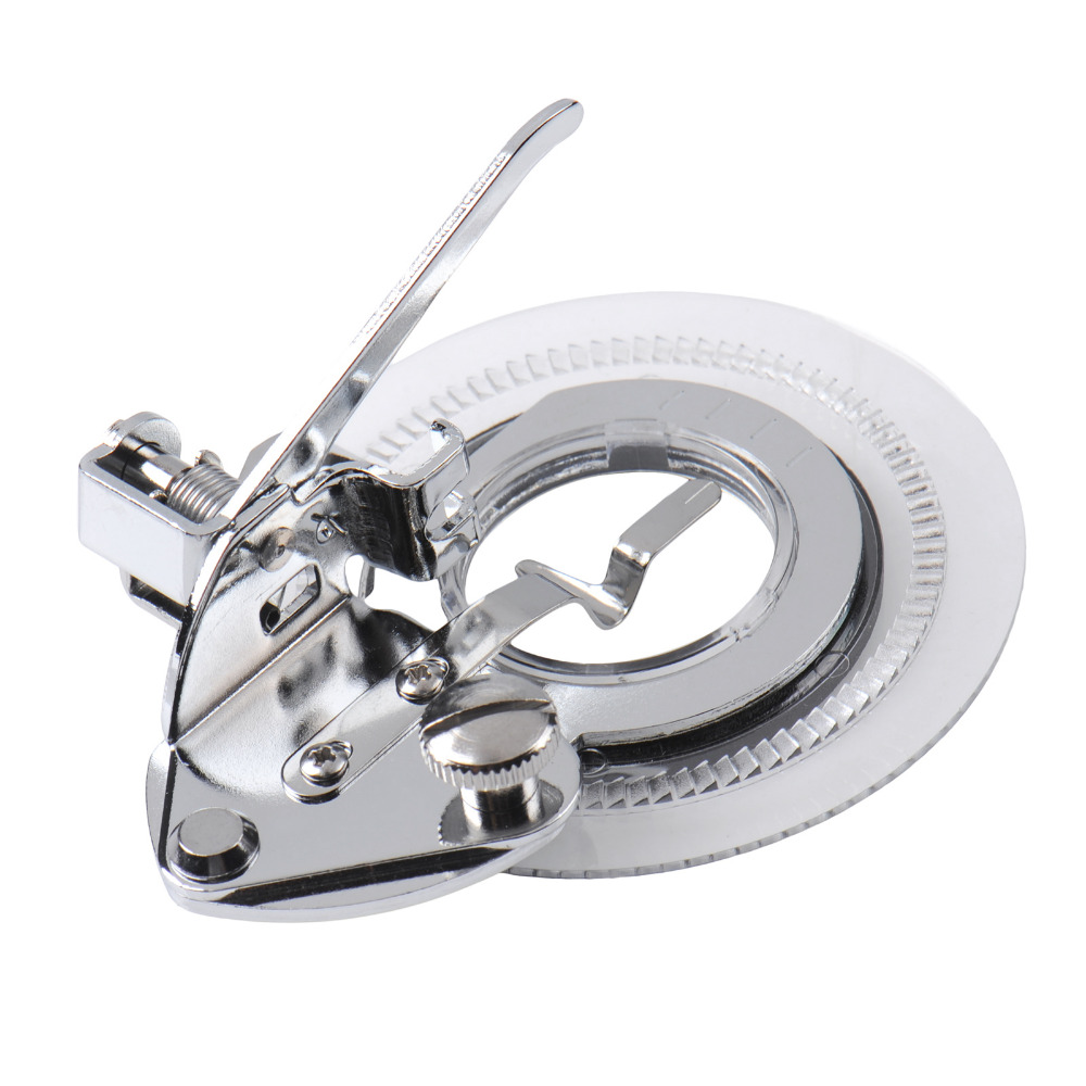 sewing machine presser
