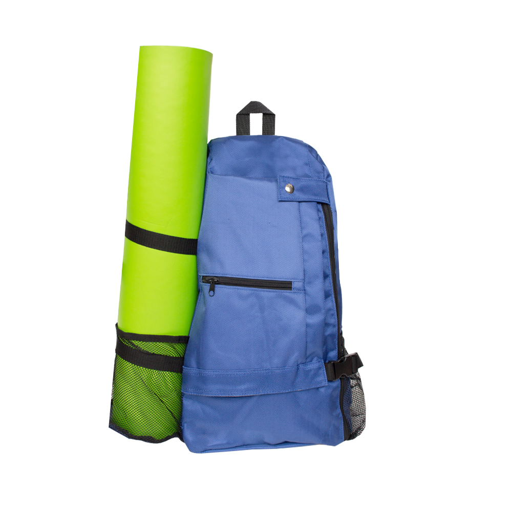 Waterproof Multifunctional Yoga Mat Carrier Bag Cross body Sling Back Pack Bags Yoga Backpack Gym Sports