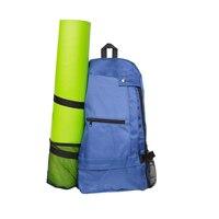Waterproof Multifunctional Yoga Mat Carrier Bag Cross Body Sling Back Pack Bags Yoga Backpack Gym Sports
