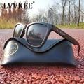 LVVKEE 2017 Original Logo sunglasses Men Brand design Outdo sports Sun Glasses For Wome UV400 Oculos De Sol with packaging
