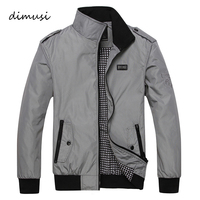 DIMUSI для мужчин s весна зима куртки пальто спортивная мотоцикл тонкий Slim Fit бомбер куртки для мужчин брендовая одежда 5XL