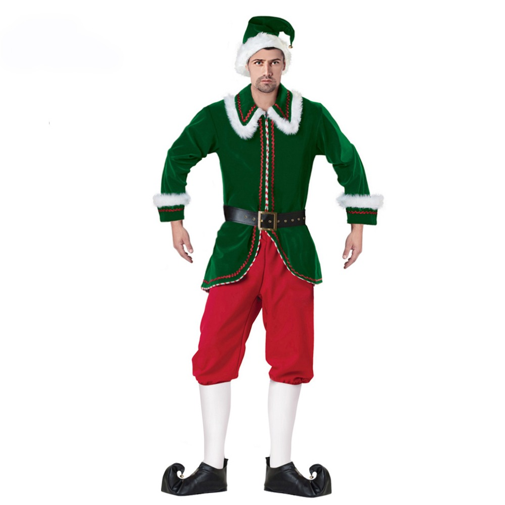 SANTA SUIT CRIMSON IMPERIAL ADULT MENS COSTUME Christmas  Holiday XL