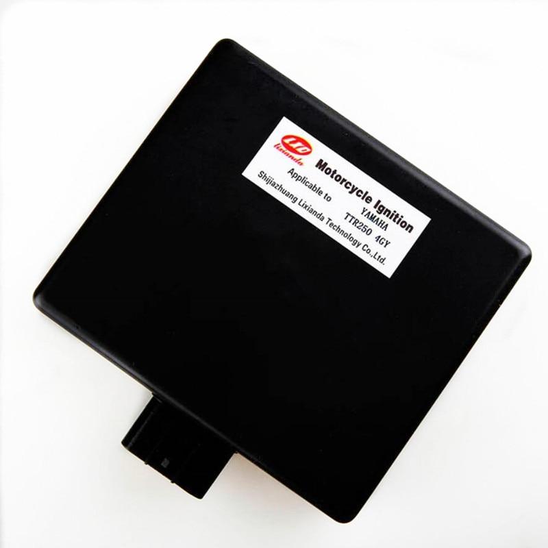 Motorcycle Digital Electronic Ignition Racing CDI Box Unit ECU For Yamaha TTR250 4GY TTR 250