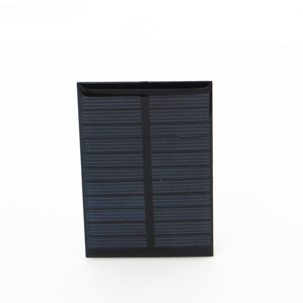 0,55 Watt 5,5 V 100ma Mini Solarzelle Solar Panel Standard Epoxy Polykristalline Diy Batterie Power Ladung Modul Spielzeug