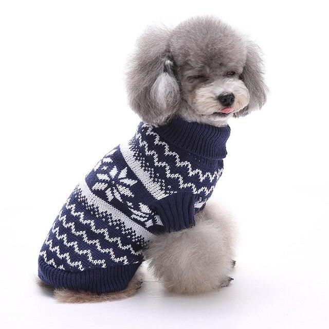 Kersttrui Hond.Hot Koop Pet Sneeuw Kerst Trui Hond Trui Hond Kleren In Hot Koop Pet