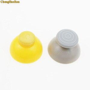 Image 5 - Mezcla color 500 Uds reemplazo para Nintendo Game Cube controlador izquierdo derecho tapas de palanca de mando Cap para control NGC botón