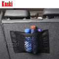 Car Rear Seat Elastic String Net Mesh Storage Bag For Honda Civic 2006-2011 Accord Fit CRV HRV City Jazz  Accessories