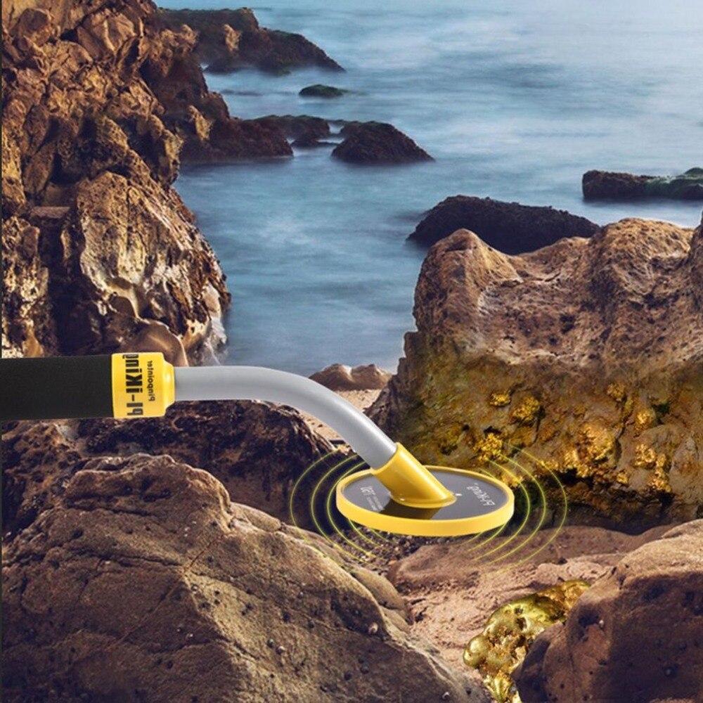 Détecteur de métaux pi-iking 750 30 m ciblant l'induction d'impulsion Pinpointer (PI) détecteur de métaux sous-marin vibrateur étanche