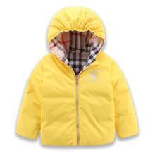 2016 autumn and winter new children s down jacket wholesale boy girl soldier down jacket