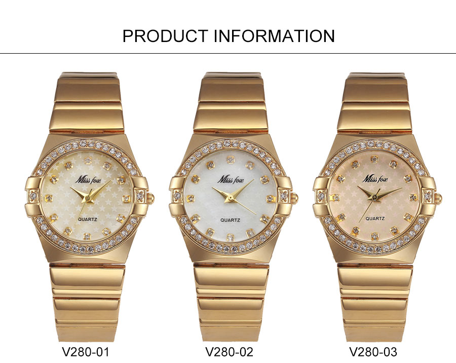 Miss Fox Women Watches -03