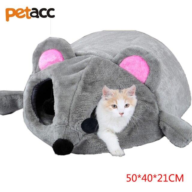 Uarter 50*40*21 cm Fondo impermeable casa ratón para Gatos forma del ...