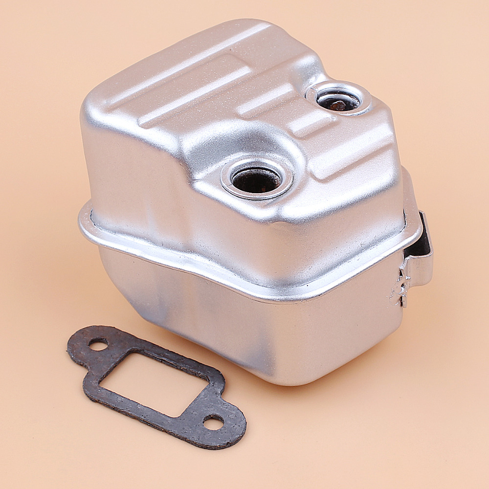 Exhaust Muffler Silencer For STIHL MS171 MS181 MS181C MS 171 181 181C Chainsaw Replacement Parts 1139 140 0604