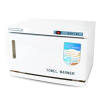 Shellhard 16L Hot Towel Warmer UV Sterilizer Box Cabinet Disinfection Heater Beauty Salon Spa Nail Art