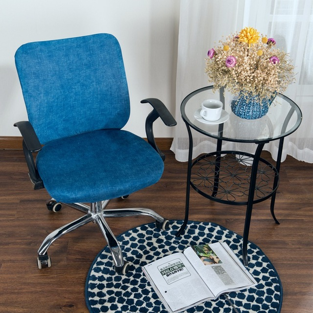Prime Us 16 58 Vintage Checked Computer Office Chair Cover Side Design Arm Chair Cover Seat Slipcover Stretch Rotating Lift Chair Covers In Chair Cover Gmtry Best Dining Table And Chair Ideas Images Gmtryco