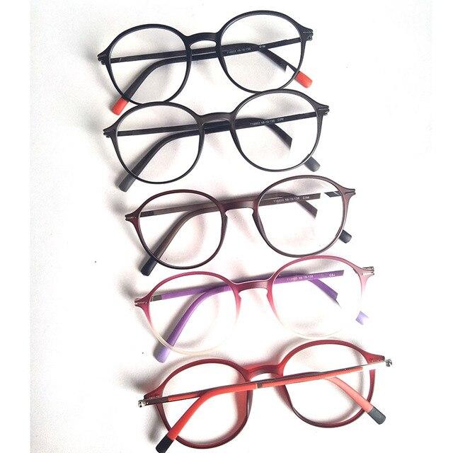a1e1462c8582fc 2017 pequenos óculos redondos mulheres óculos claros armações de óculos  mulheres armação tr90 parágrafo oculos de