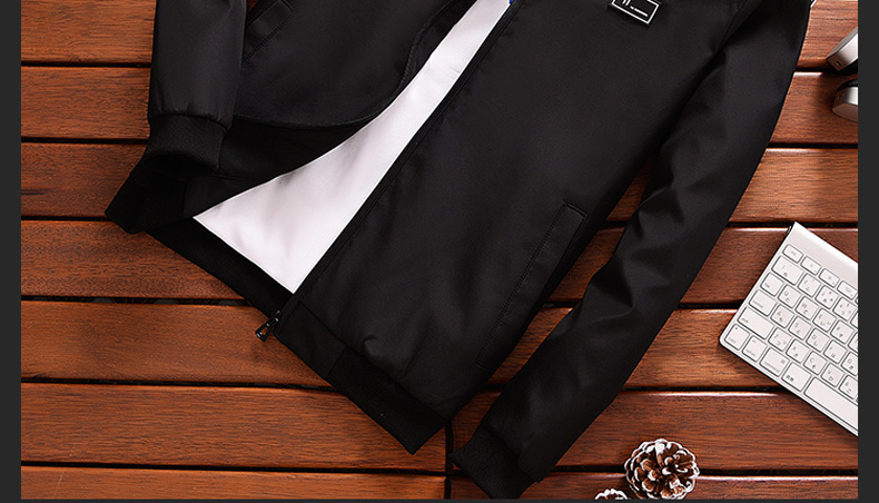 HTB1rRG7ouuSBuNjSsziq6zq8pXaJ BOSIBIO Summer Autumn Mens Jacket Stand Collar Windbreaker Male Blue Baseball Jackets Casual Thin High Quality Size M-4XL LH-2