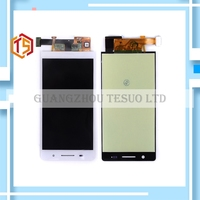 Guarantee 100 4 7 New LCD HH For Hua Wei P6 Lcd Touch Screen Digitizer Assembly
