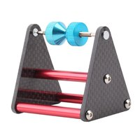 Carbon Fiber Magnetic Multi Axis Rack Propeller Balancer For RC Quadcopter FPV