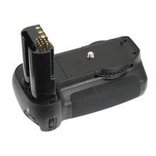 Pro вертикальный мульти-упаковка батареек ручка держатель для Nikon D80 D90 DSLR как MB-D80