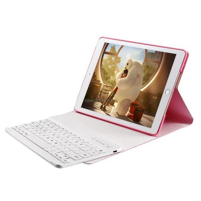 360 rotação seperated teclado portátil teclado ultrafino sem fio bluetooth para ipad air com suporte smart cover para ipadair