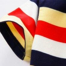 Striped Polo Shirts for Boys