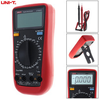 LCD Display 5999 Counts High Precision Digital Multimeter Voltmeter Portable Handheld AC DC Voltage Current Tester