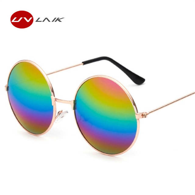 0a17c8baf64 placeholder Classic Round Sunglasses Men Women Small Vintage Retro Glasses  Women Driving Metal Eyewear Sun Glasses For