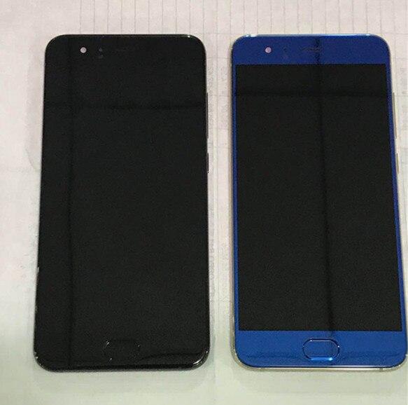 D'origine Axisinternational Pour 5.15 Xiaomi 6 M6 Mi6 avec cadre LCD écran Affichage et Écran Tactile Digitizer Noir/ bleu + outils