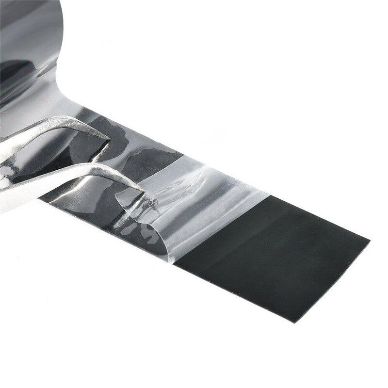 Купить черная прозрачная пленочная лента водостойкая силиконовая эффективная