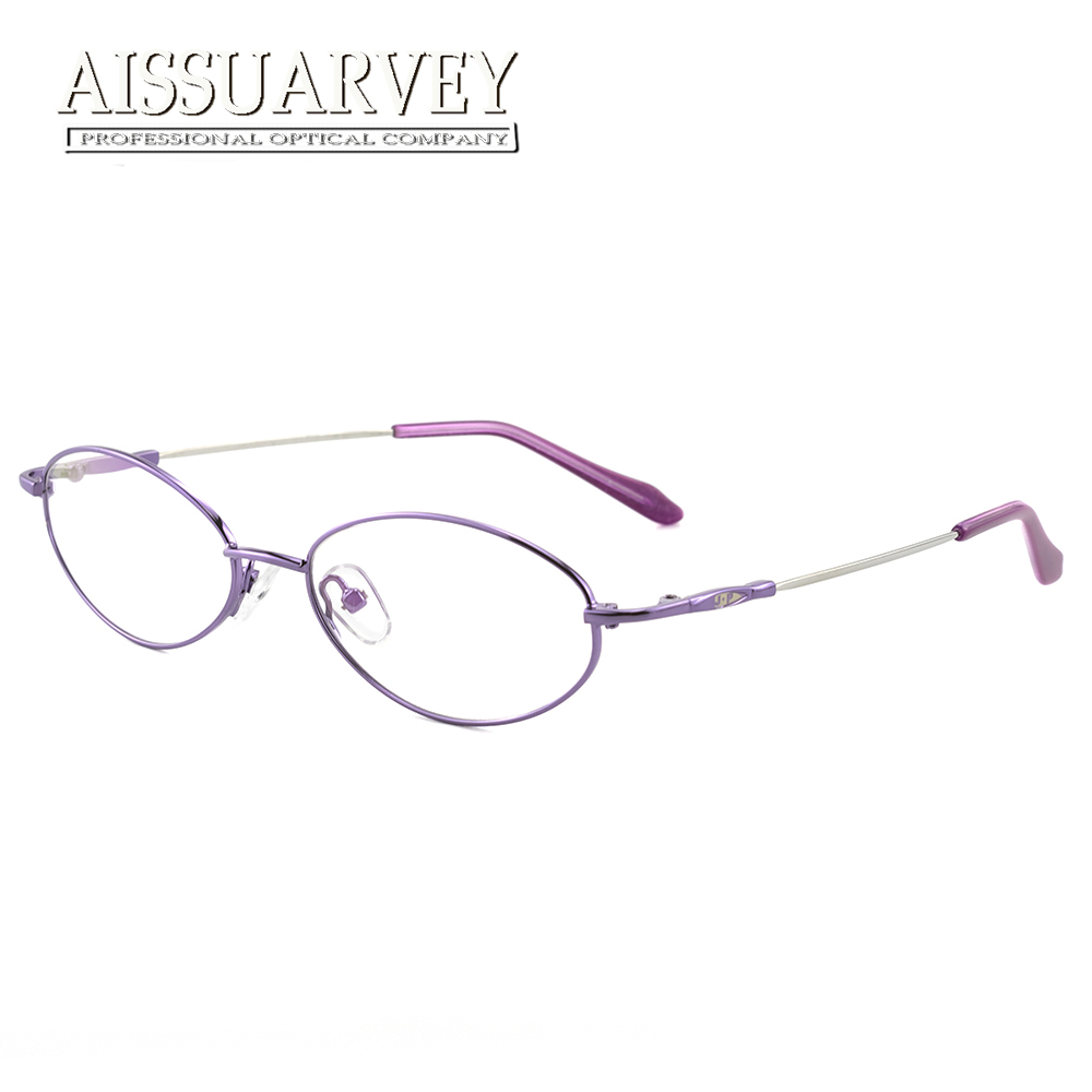 4d4341a901 Flexible Round Metal Cheap Optical Eyeglasses Frames for Women Reading  Prescription Eye Wear Female Computer Eye Glasses Goggles-in Eyewear Frames  from ...