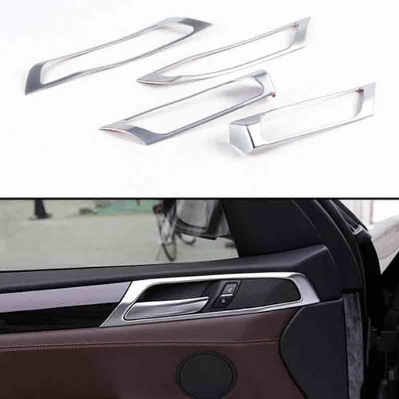 Voiture intérieur handshandle secouer couverture accessoires de voiture Pour BMW X3 X4 F25 F26 2011 2012 2013 2014 2015