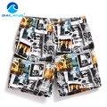 Gailang Marca Masculinos Cortocircuitos de la Playa Bermudas de secado rápido el Hombre del traje de Baño Traje de Baño XXXL Activo Tamaño Boxer Trunks Hombres Bottoms Bañadores