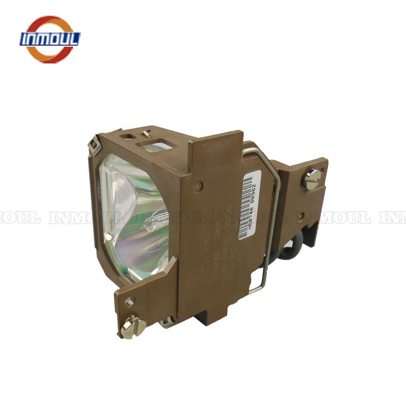 Original Projector Lamp Module ELPLP06 / V13H010L06 for EPSON EMP-5500 / EMP-7500 / PowerLite 5500C / PowerLite 7500c elplp07 projector lamp with housing for epson emp 5500 emp 5500c emp 5550 emp 5550c emp 7500 emp 7500c emp 7550