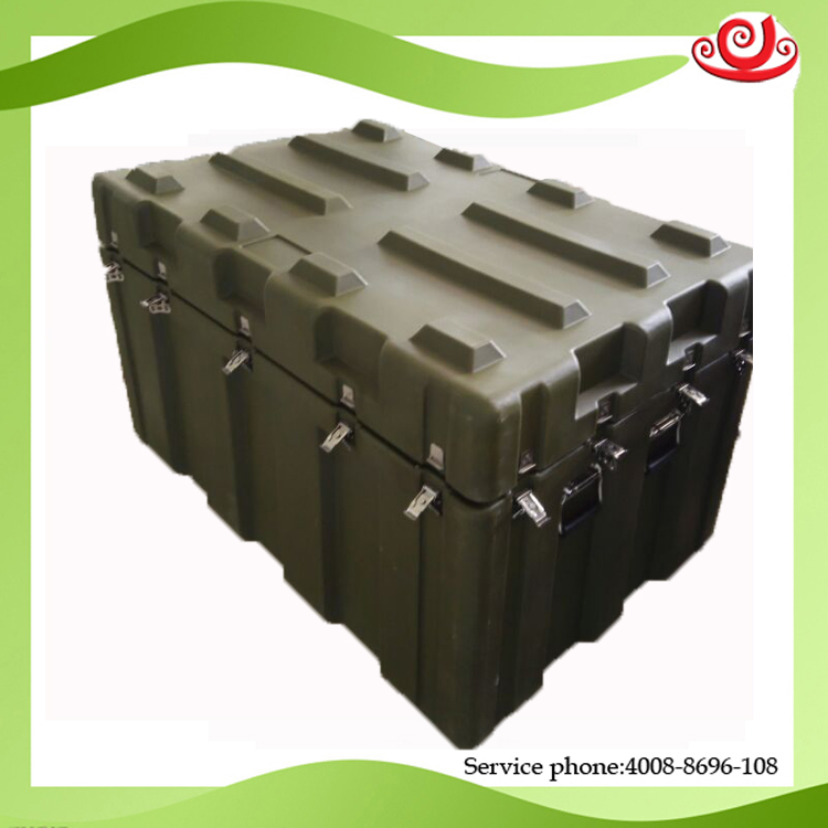 Tricases Factory OEM/ODM High Quality Waterproof Plastic Military Equipment Dropping Case RS880B