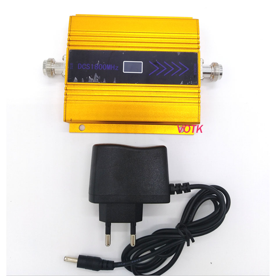 DCS signal booster LCD display DCS signal repeater FDD LTE 4g signal verstärker 4g booster FDD 1800 mhz repeater
