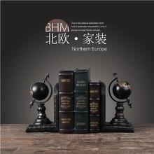 Cheap Globe Bookends