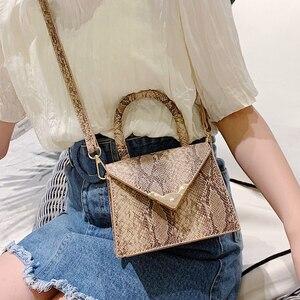 Image 3 - [BXX] bandolera de un solo hombro para mujer, HF206 bolso de mano Vintage femenino, combina con todo, 2020
