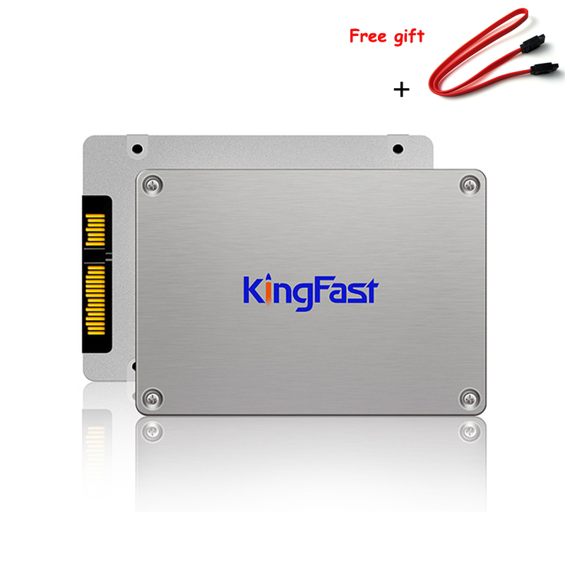 Kingfast metal 2.5 internal 128GB SSD SATAIII 6Gb/s Solid State hard Drive Disk high speed with cache128Mb for laptop&desktop kingspec 7mm 9 5mm metal 2 5 inch ssd hd hard drive disk internal 64 gb ssd sata3 6gb s with high speed for pc laptop