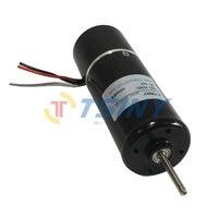 TSINY BLDC 32mm Diameter Small Electric Brushless DC Motor 24V 5000 RPM 24v high speed dc motor