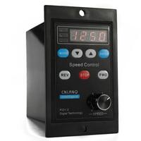 Digital AC Motor Speed Controller LED Display AC 220V Motor Speed Pinpoint Regulator Controller For 400W Micro Power Gear Motor