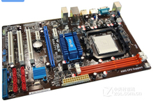 original motherboard for ASUS M4A77T SI Socket LGA AM3 DDR3 Mainboard ATX desktop motherboard Free shipping