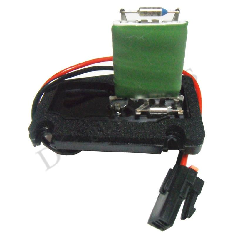 Chevy Impala Blower Motor Resistor: Heater Fan Speed Regulator A/C Blower Motor Resistor Fuse