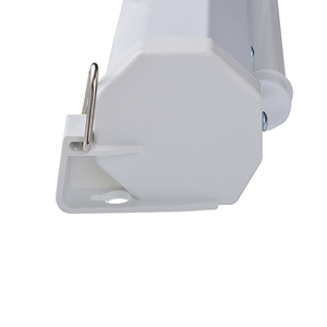 Image 4 - HD الحائط الإسقاط الكهربائية شاشة 60 72 84 100 بوصة 16:9 أو 4:3 العارض شاشة للمنزل Theate glassfiber 1.2 مكاسب