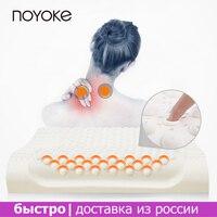 (روسيا مخزن) noyoke 60*40*10-12 سنتيمتر المخملية التمتع تايلاند الصحية الرعاية العمود الفقري العنقي حماية العلاج الطبيعي