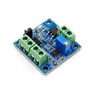 Image 2 - PWM כדי מתח ממיר מודול 0% 100% כדי 0 10V עבור PLC MCU דיגיטלי לאנלוגי אות PWM Adjustabl ממיר כוח מודול