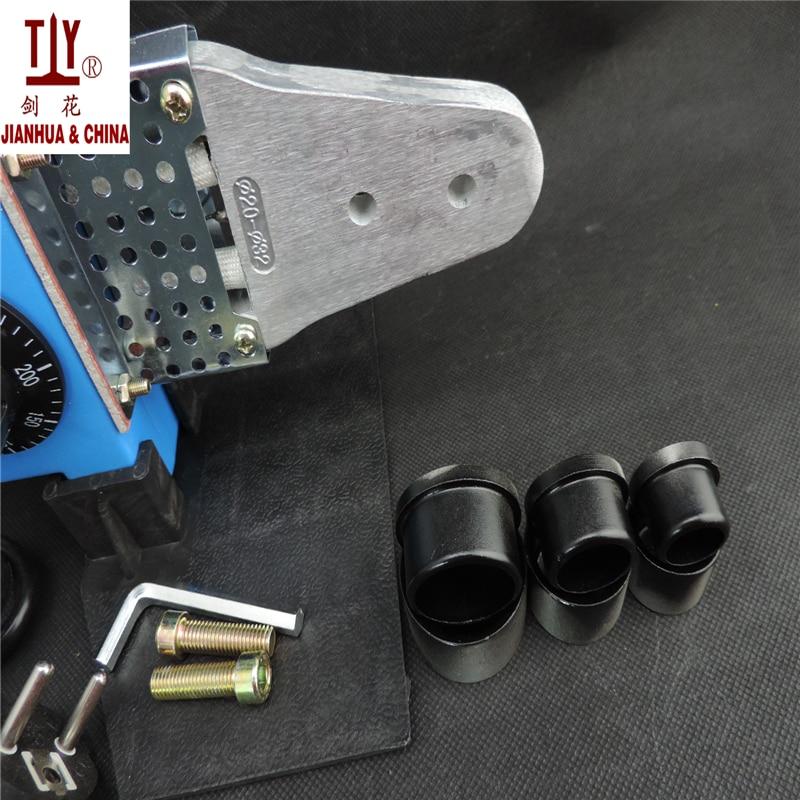 Vízvezeték-szerszámok Új anyag 20-32mm AC 220 / 110V 600 W - Hegesztő felszerelések - Fénykép 2